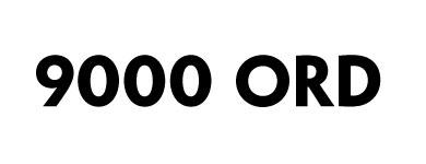 9000 Ord