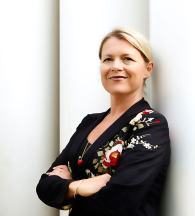 Gitte Ørskou | Kunsten er klangbunden