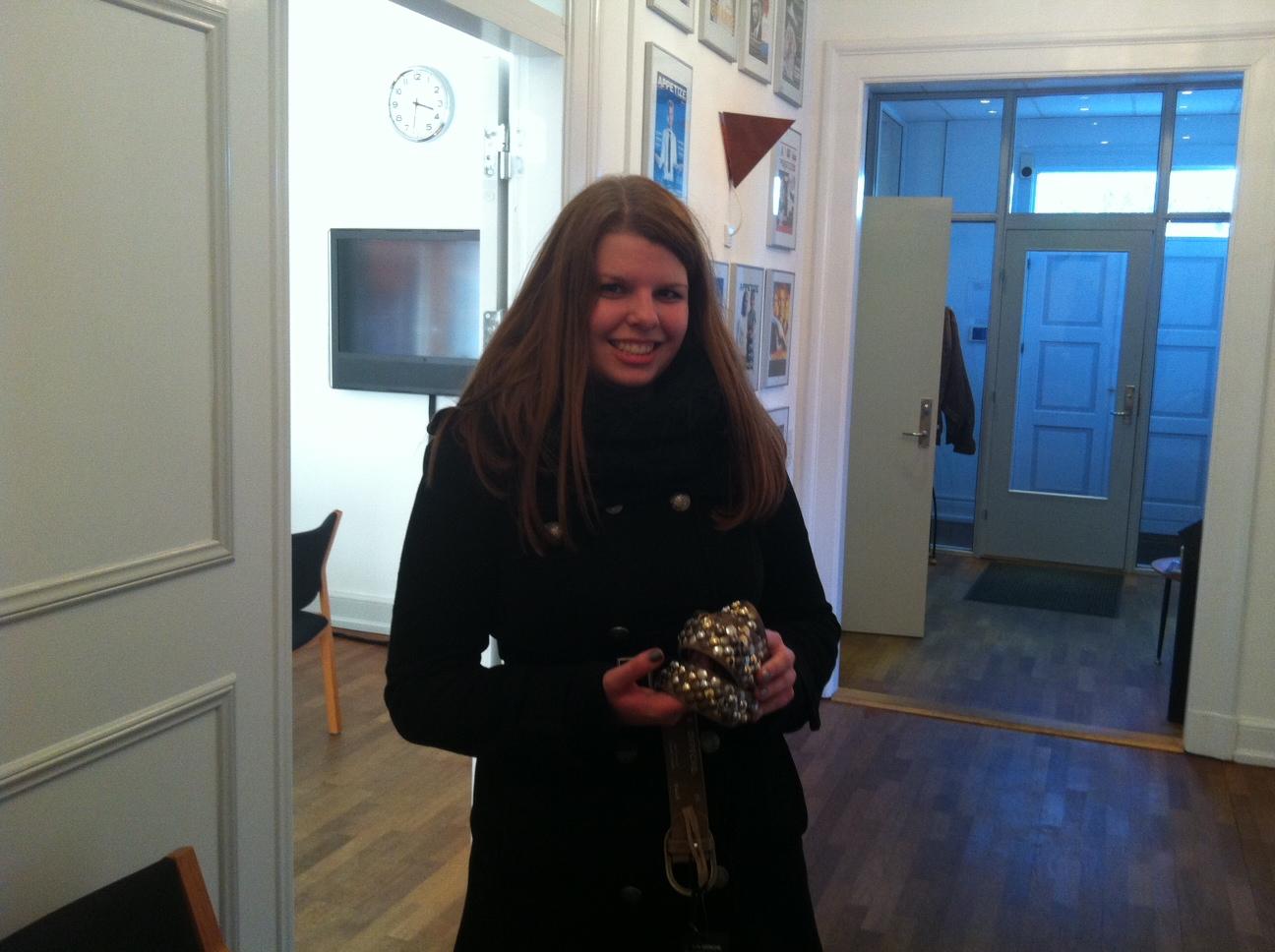 Tillykke til Malene Bøgh Rødbro