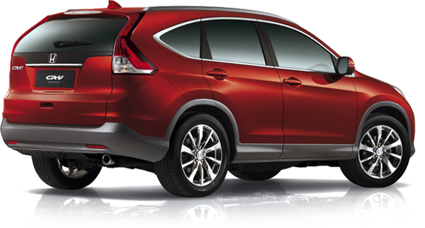 Den nye Honda CR-V er en rigtig komfortbil