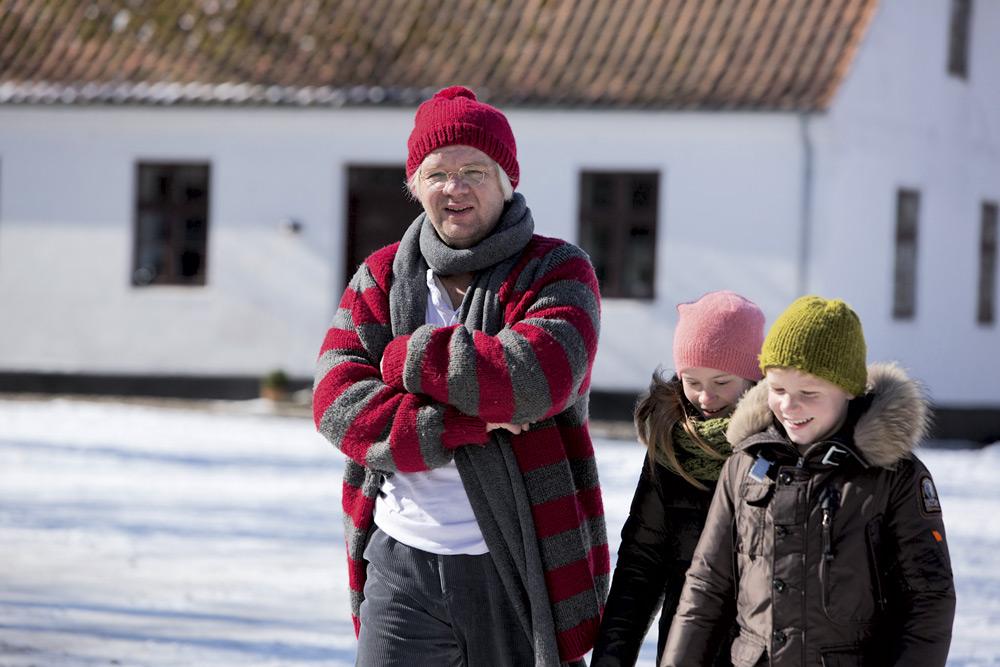 Jul det' cool på Klarupgaard