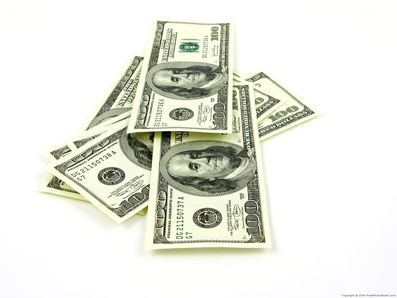 Penge, penge overalt