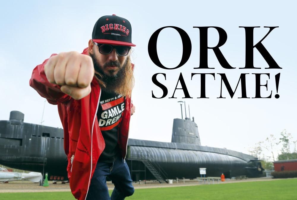 Jonny Hefty – ORK SATME!