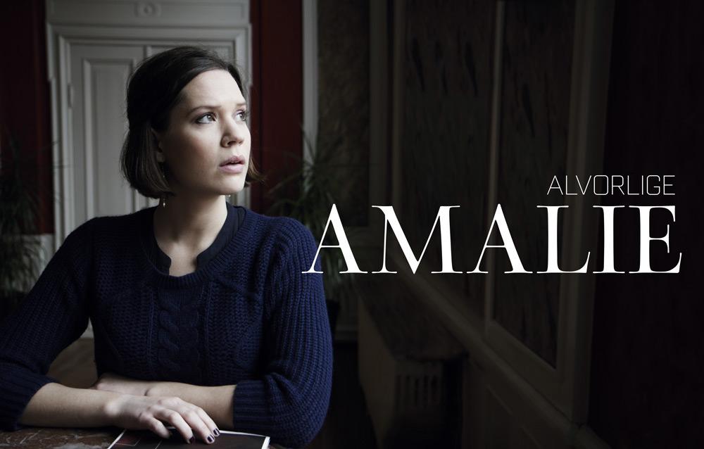 Amalie Dollerup – Alvorlige Amalie