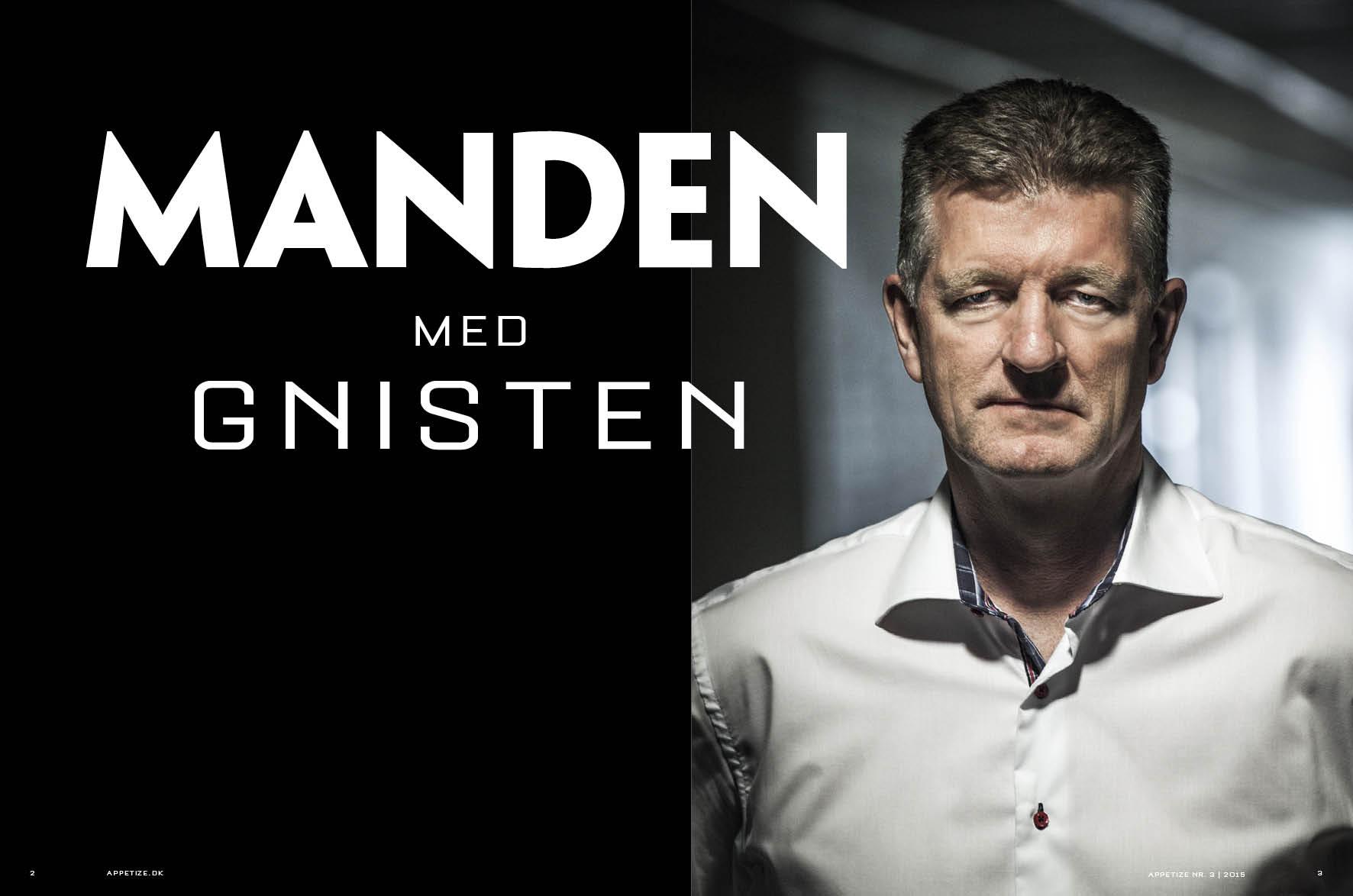 Jan Larsen: Manden med gnisten