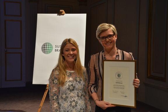 Urtekram er Danmarks mest bæredygtige brand