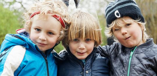 Danske børnehaver skal være kreative i jagten på økologimål