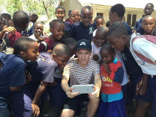 Rasmus Brohave udnævnt som ny UNICEF ambassadør