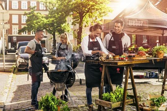 Weber og Silvan i Aalborg giver dig ny inspiration til grillen