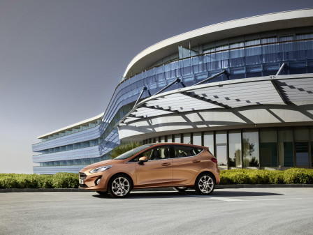 Den bedste minibil kan blive din for kun 2.495 kr. om måneden
